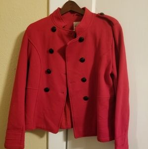 🔥Mossimo Coat/Red 🔥